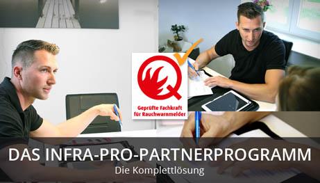 Das infra-pro-Partnerprogramm: Die Komplettlösung
